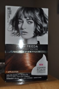 John Frieda Foam Hair Dye