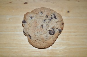Kroger Awesomely Delicious Chocolate Chip Cookies -  Actual Cookie