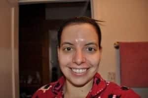 Sparkling Clean After Montagne Jeunesse Face Masks