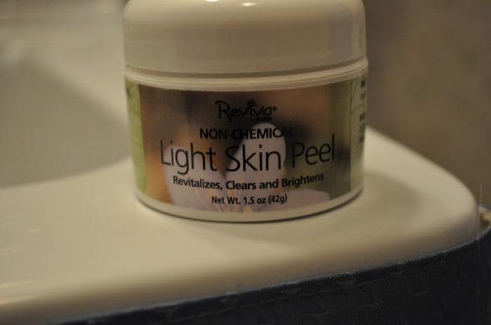 Light Skin Peel from Reviva Labs