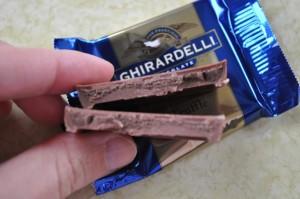Ghirardelli Chocolate Squares 4