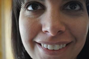 Bare Lips Before Neutrogena Revitalizing Lip Balm