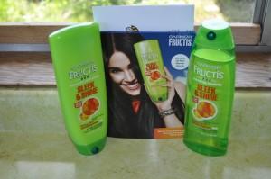 Garnier Fructis Sleek & Shine