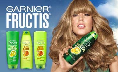 Garnier Fructis Sleek & Shine