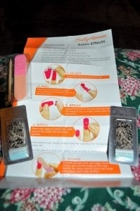 Sally Hansen Salon Effects 2