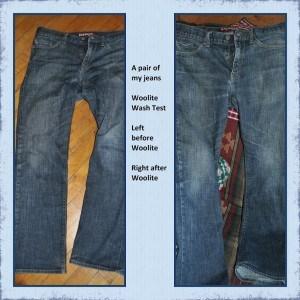 Woolite Dark Care Results