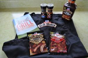 Crowdtap McCormick BBQ Party Kit