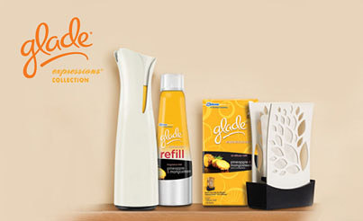 Glade Expression Collections – Make your home Warm & Inviting Easily