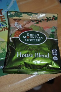 Bzz Agent Green Mountain Coffee Sample