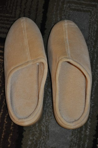 Natures Sleep Slippers Review +Giveaway