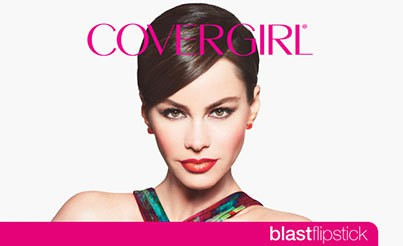 Covergirl BlastFlipstick – You are going to Flip Over it!