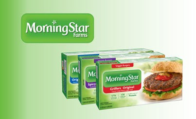 MorningStar Burgers Review of Yum!