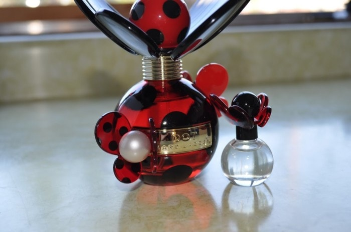 Marc Jacobs DOT perfume with special guest Redbook & L'Oreal