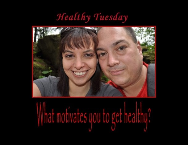 Healthy Tuesday – What Made you get Moving?