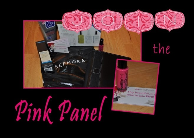 Join the Fun with the Pink Panel