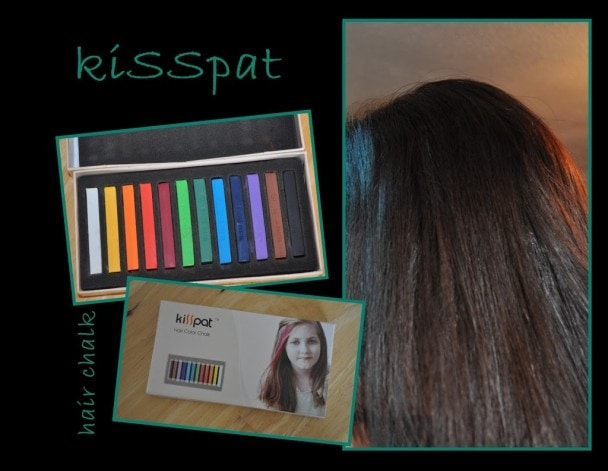 Chalk Up Your Hair
