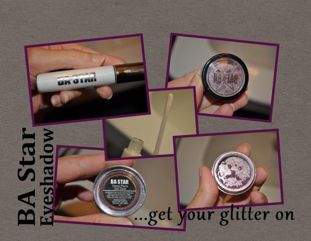 Makeup Mondays with BA Star Mineral Eyeshadow