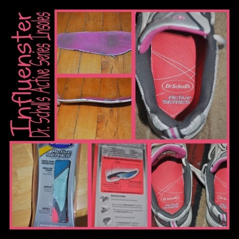 Dr. Scholl's® Active Series® from Influenster