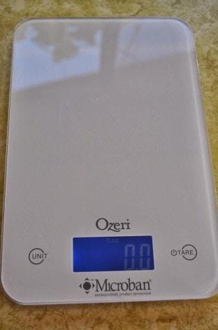 Ozeri Digital Kitchen Scale Review
