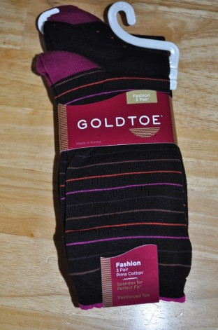 Cozy Socks – Gold Toe Socks Review