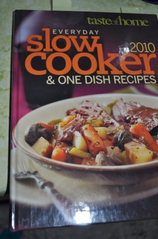 Taste of Home cookbook - Catch the Moment 365 for 2014