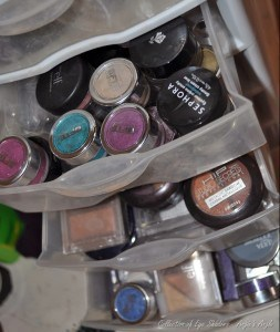 Collection of Eye Shadows - Angie's Angle