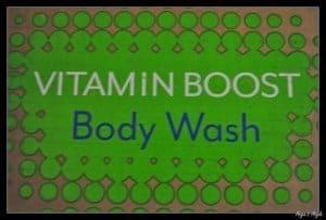 Dial Vitamin Boost Body Wash