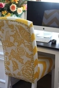crafting chair