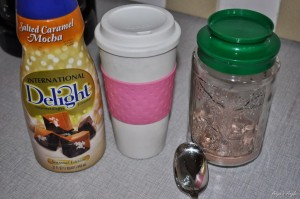 My Coffee fixings