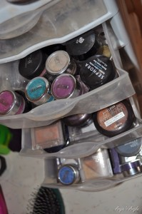 Routine of my Makeup - Eye Shadow