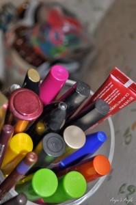 Routine of my Makeup - Mascara