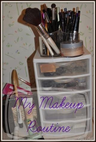 Makeup Monday–My Makeup Routine