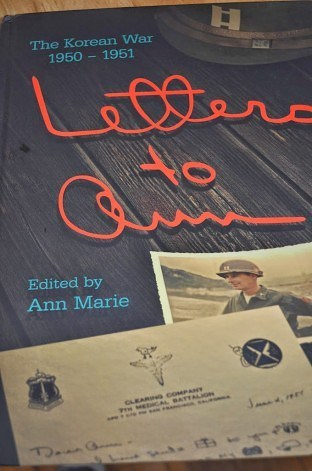 My thoughts on Letters to Ann by Ann Marie