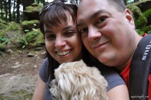 Our Hike & Walk on Beacon Rock, WA (5)