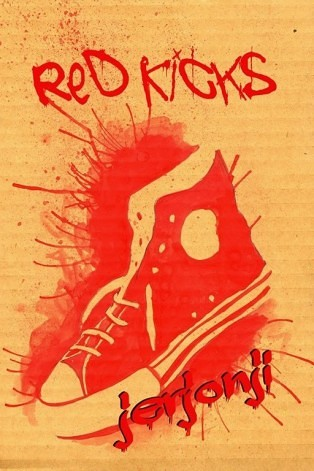 Personal Book Review of Red Kicks by Jerjonji plus #giveaway ends 5/14 9pm. (PST)