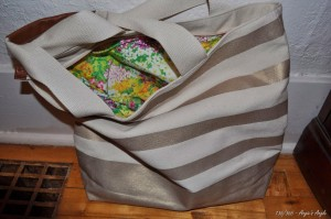 Day 136 - Bath & Body Works Mothers Day Tote