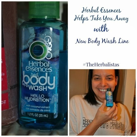 Getting Clean with Herbal Essences Body Wash #TheHerbalistas