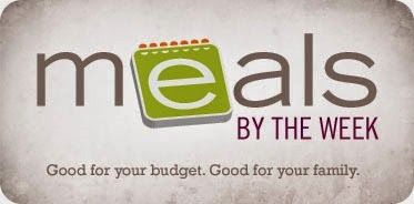 Planning your Weekly Menus with Meals by the Week Review +Giveaway ends 6/4/14 at 4p.m.(PST)
