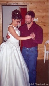 wedding dance with Butch
