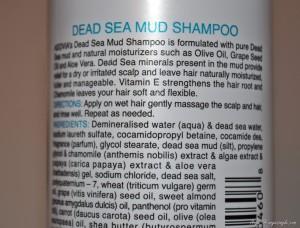 Dead Sea Mud Shampoo (2)