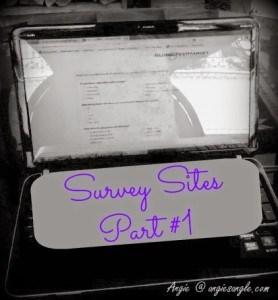 Survey Sites Part #1