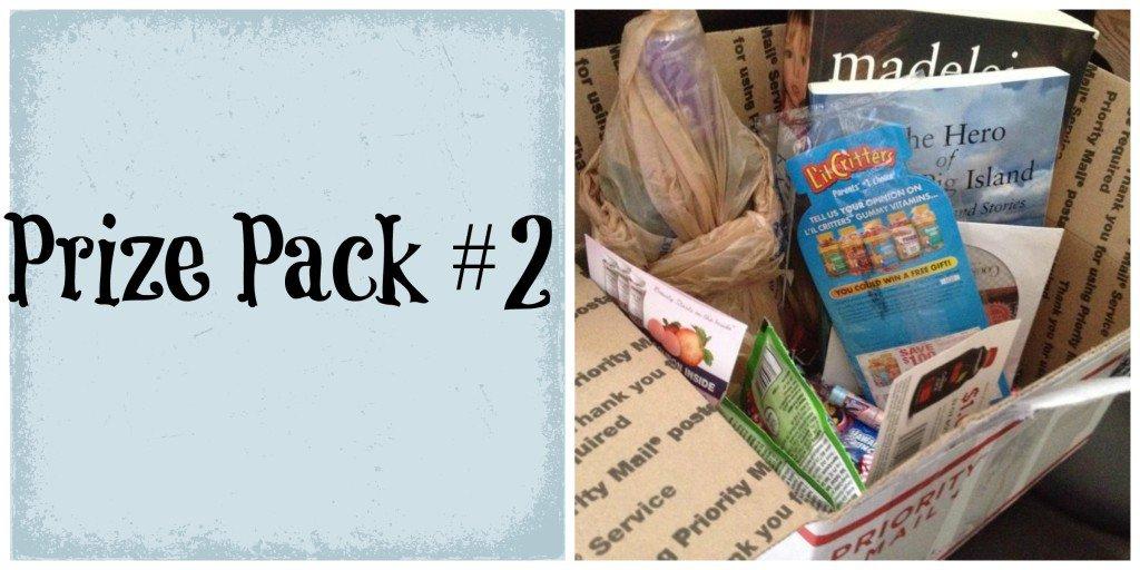Celebration Giveaway - Prize Pack #2