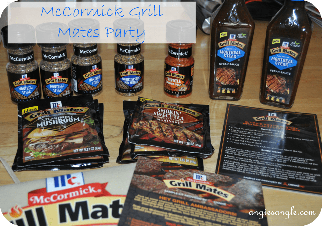 McCormick Grilling Party #GrillMates #McCormick