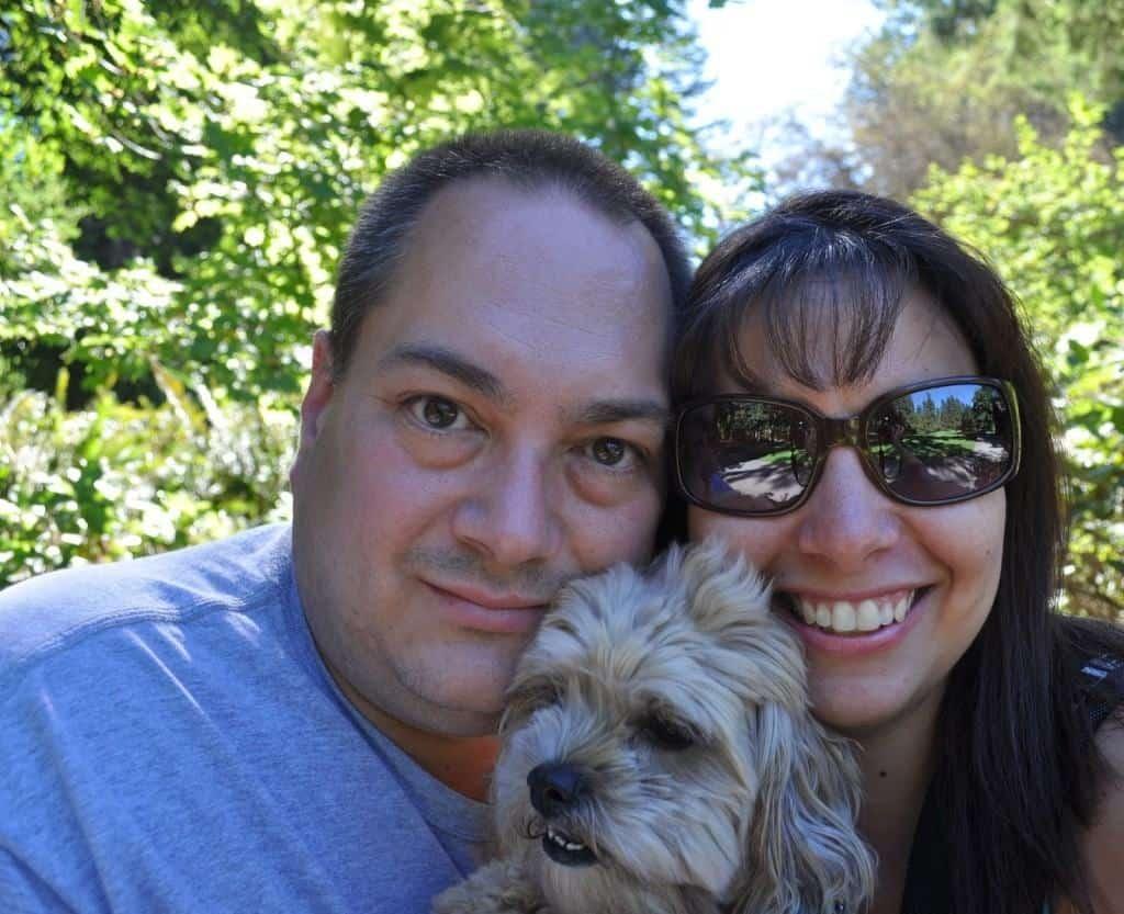 Jason, Angie & Roxy