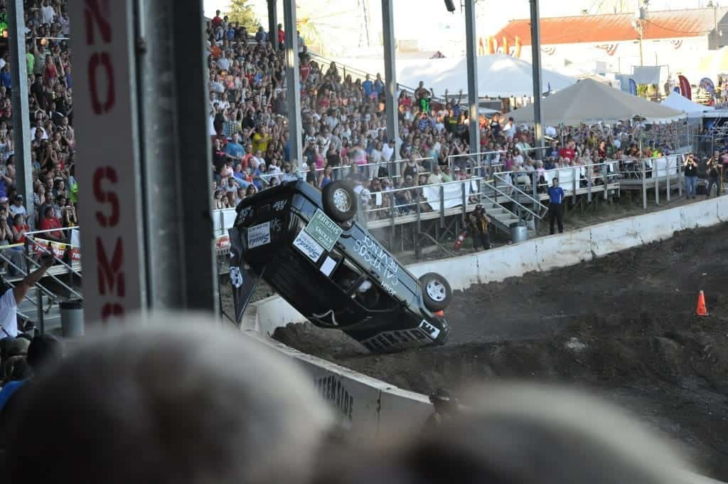 Clark County Fair 2014 - Tuff Trucks - Vancouver, WA (6)