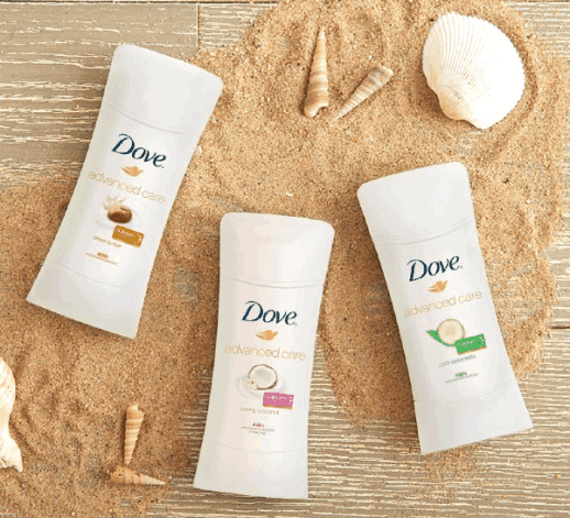 Dove Sleeveless Summer Challenge