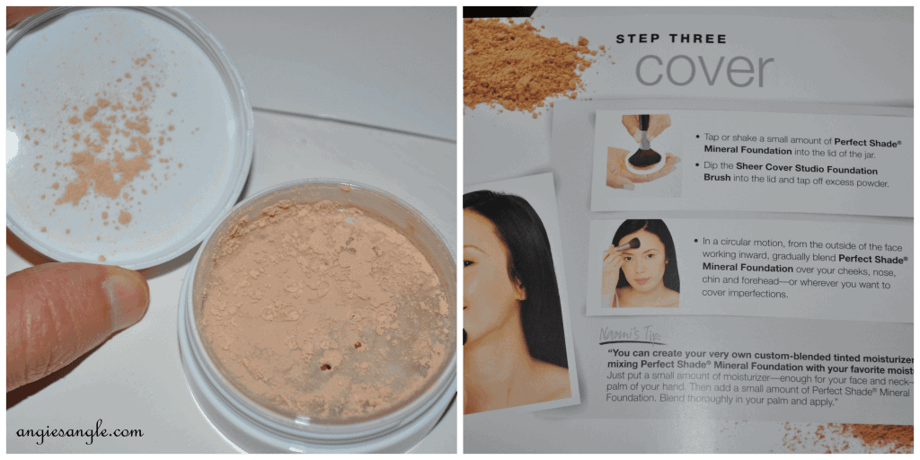 Sheer Cover Studio - Mineral Foundation