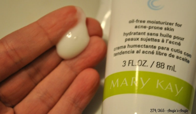 Catch the Moment 365 - Day 274 - MaryKay ClearProof