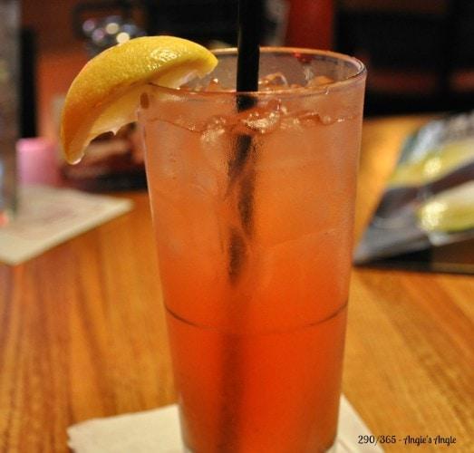Catch the Moment 365 - Day 290 - Pink Lemonade Fireball
