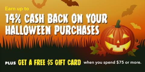 Swagbucks Halloween Deals